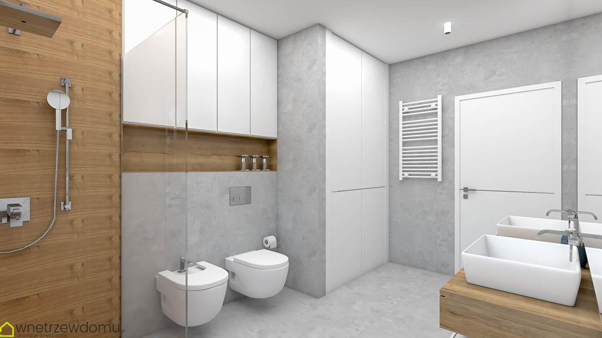 jasna łazienka