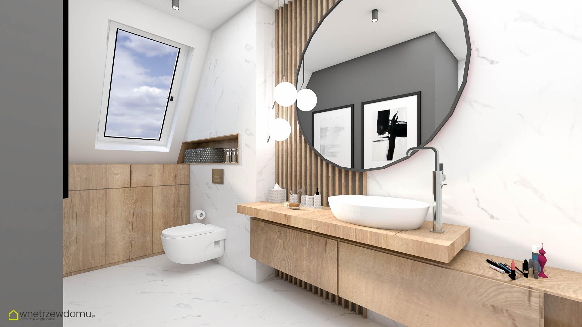 wiz-002 łazienka wnetrzewdomu