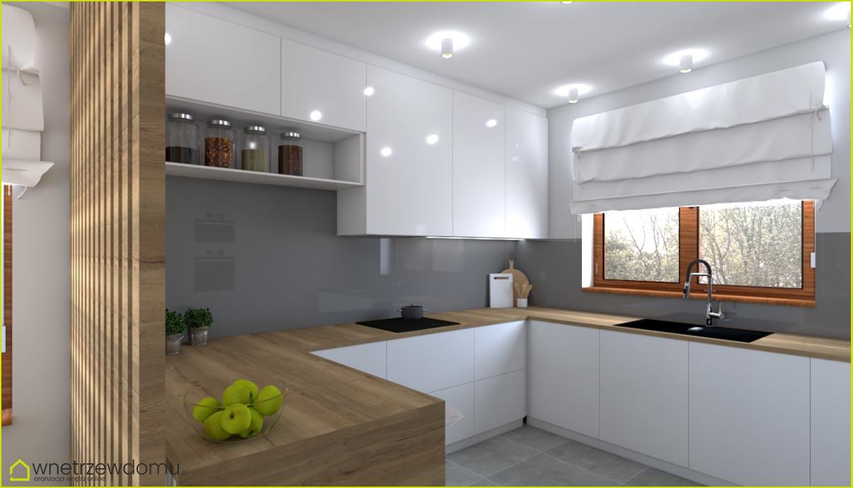 Galeria Kuchnia Wnetrzewdomupl