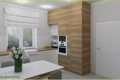 kuchnia-biało-drewniana