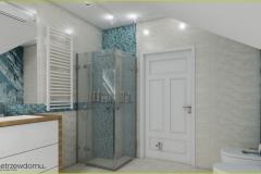 łazienka-z-turkusową-mozaiką
