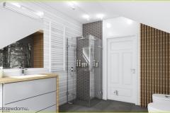 drewno-w-łazience
