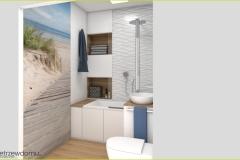 nowoczesna-łazienka-z-fototapetą