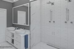 podwójny-prysznic-w-łazience