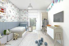 9_wiz-001-pokój-dziecięcy-wnetrzewdomu