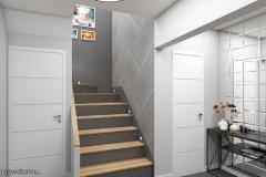 hol z klatką schodową